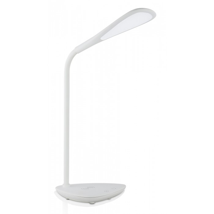 Turcom LED Desk Lamp With Wireless Charger, Adjustable Light Temperature and Intensity (TS-7007) by Supplier Generic