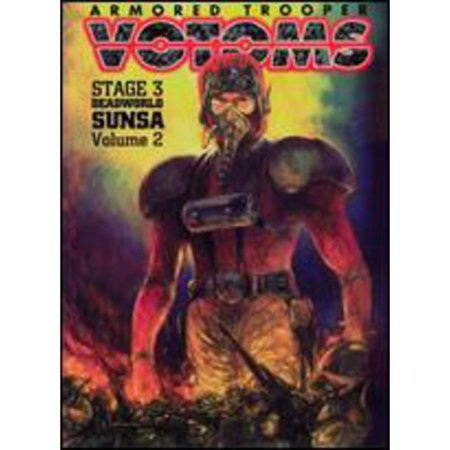Armored Trooper Votoms - Deadworld Sunsa Volume 2](Affordable Trooper Armor)