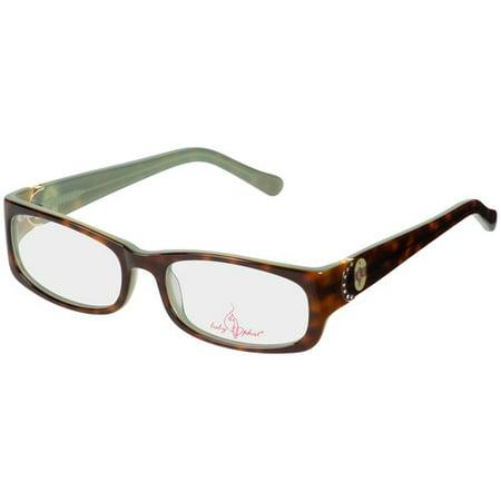 Baby Phat Eyeglass Frames--BV 271 Green - Walmart.com