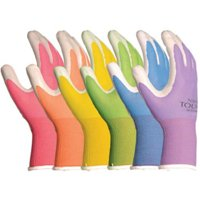 Bellingham Glove NT3700ACS Nitrile Touch 13-Ga. Nylon Glove, Assorted, Small