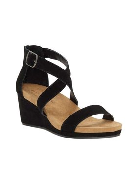 Women's Lucky Brand Kenadee Wedge Sandal