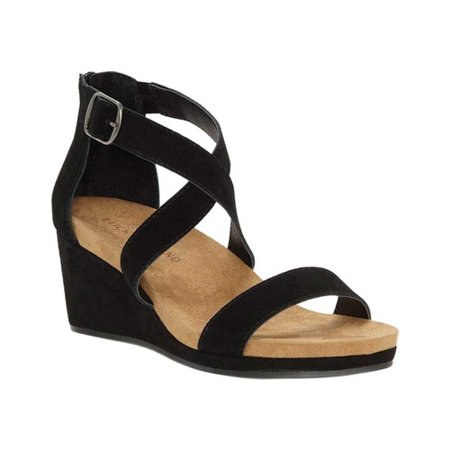 women's lucky brand kenadee wedge sandal
