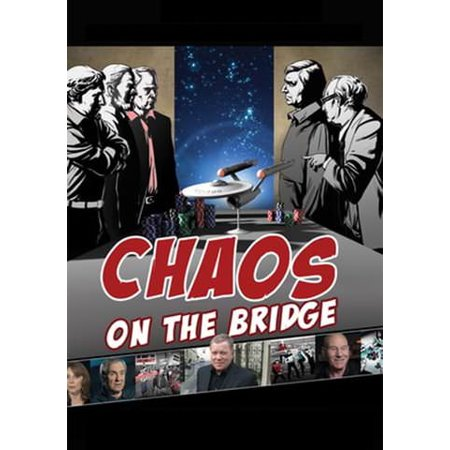 William Shatner Presents: Chaos on the Bridge (Vudu Digital Video on Demand)
