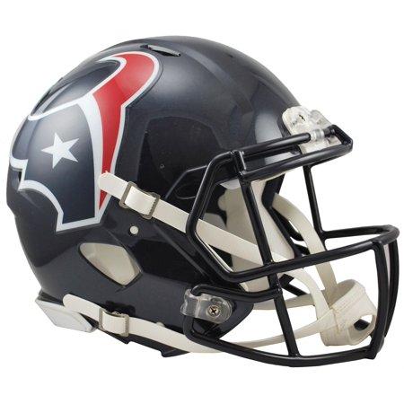Riddell Houston Texans Revolution Speed Full-Size Authentic Football (Authentic Helmet)