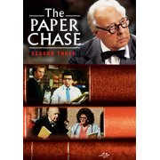 The Paper Chase: Season Three by Gaiam Americas