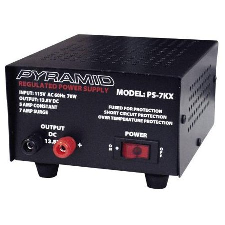 5 Amp Power Supply