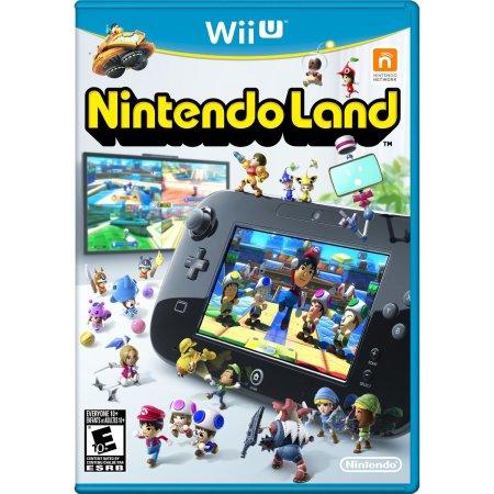Nintendo Land (Wii U) - Pre-Owned