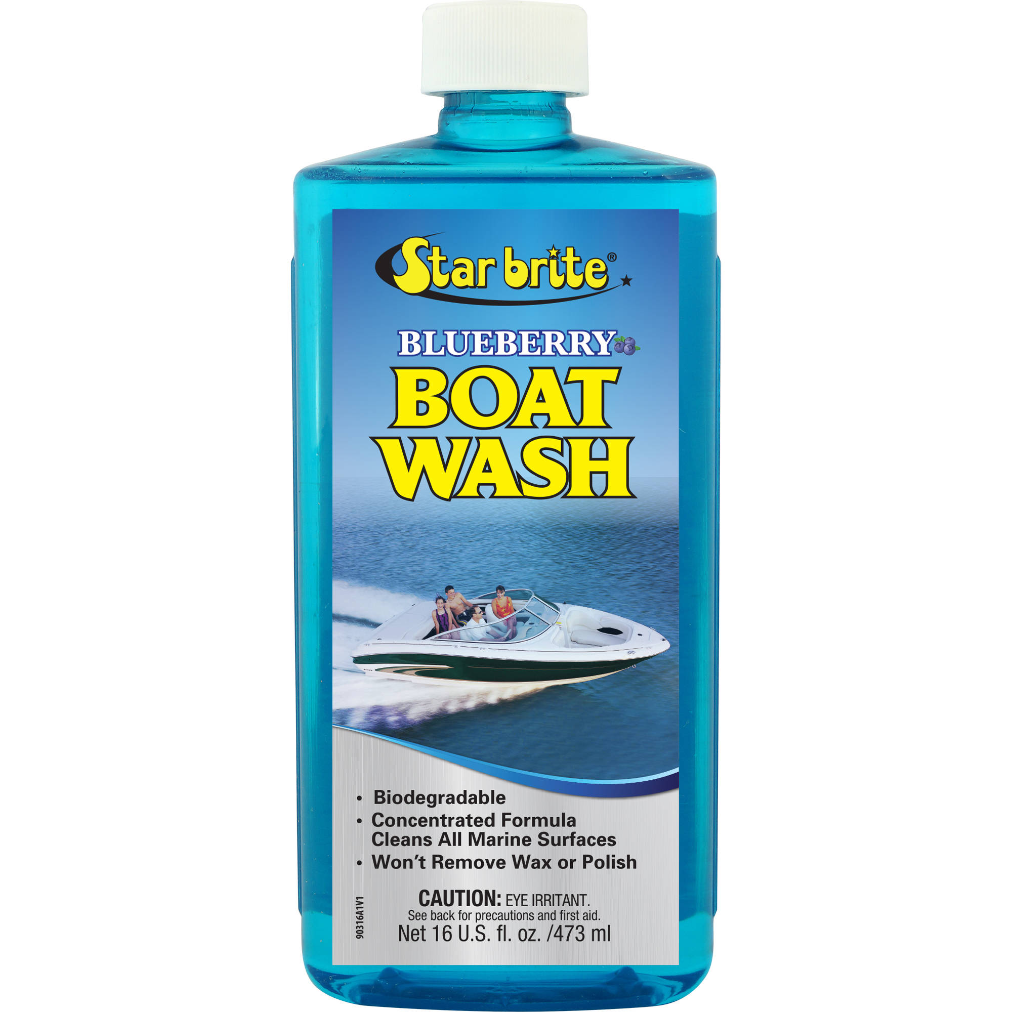 Star Brite Blueberry Boat Wash, 16 oz