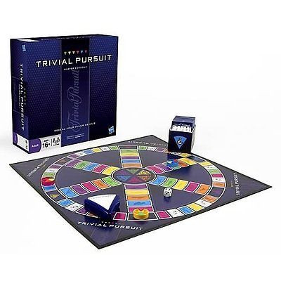 Offering Trivial Pursuit Master Edition -- New [Istilo237097] by GSS