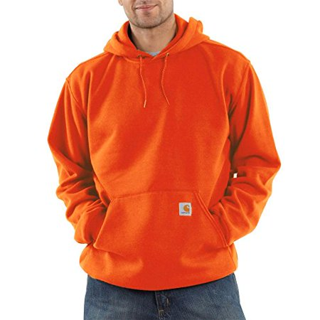 288940c3634 Carhartt - Carhartt Men s Big   Tall Midweight Sweatshirt Hooded ...