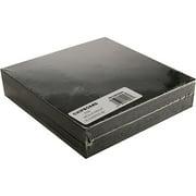 "Grafix Medium Weight Black Chipboard Sheets, 6"" x 6"""
