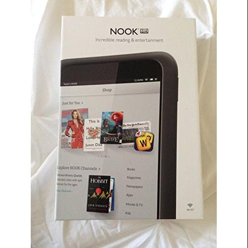 "Nook HD 7"" 8GB Tablet"