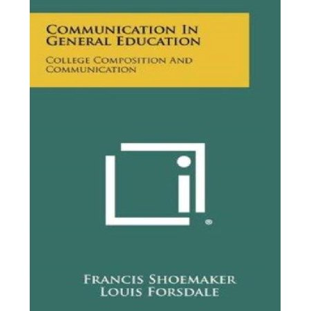 Communication In General Education