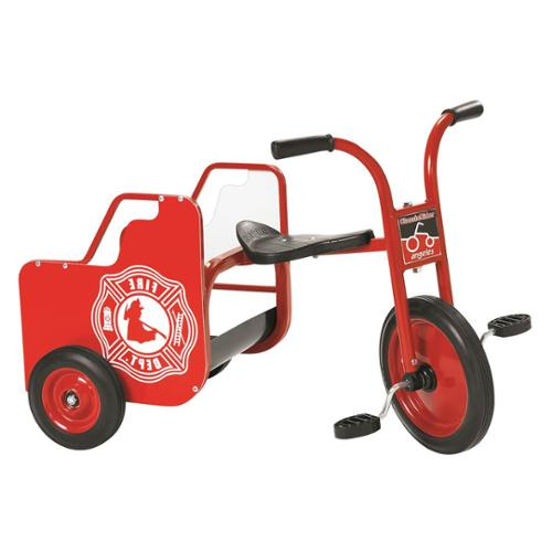 ClassicRider Fire Truck Tricycle
