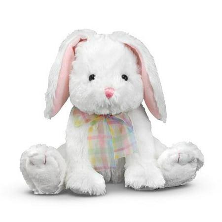Melissa & Doug Blossom Bunny Rabbit Stuffed Animal (Mini Melissa Bunny)