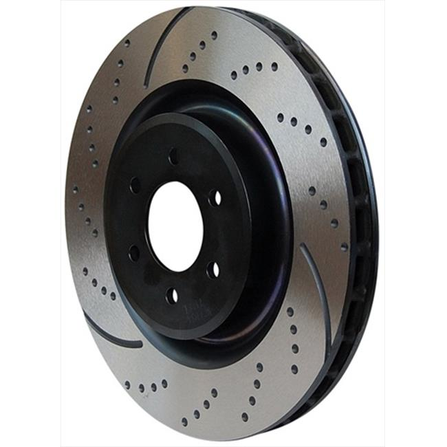 EBC BRAKES GD7010 3Gd Series Dimpled And Slotted Sport Rotor