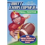 Football Fugitive with SNEAK PEEKS of 8 Matt Christopher Books - eBook
