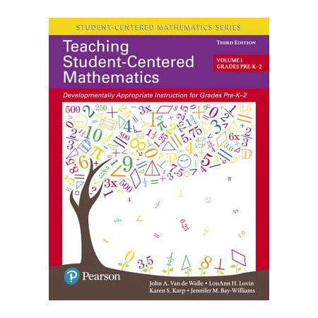 Teaching Student-Centered Mathematics : Developmentally Appropriate Instruction for Grades Pre-K-2 (Volume I), with Enhanced Pearson Etext --Access Card Package
