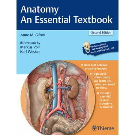 Anatomy An Essential Textbook   Website