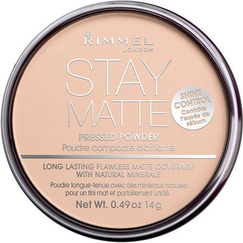 Rimmel Stay Matte Pressed Powder, Creamy Natural