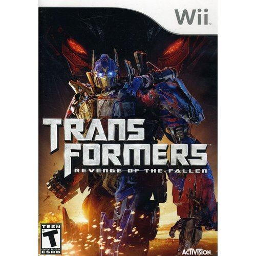Transformers: Revenge of the Fallen - Nintendo Wii