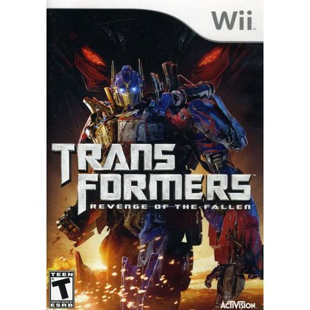 Transformers: Revenge of the Fallen - Nintendo