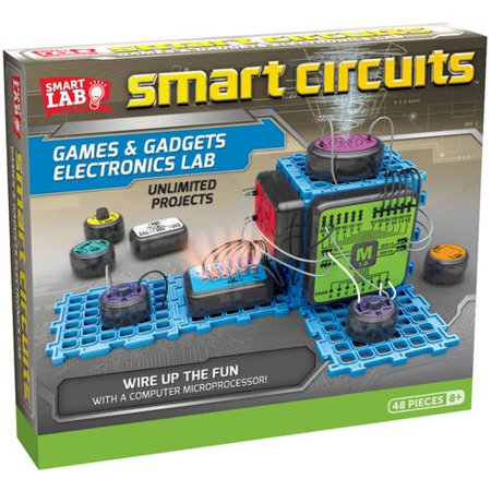 Smart Circuits Games and Gadgets Electronics - Demolition Lab