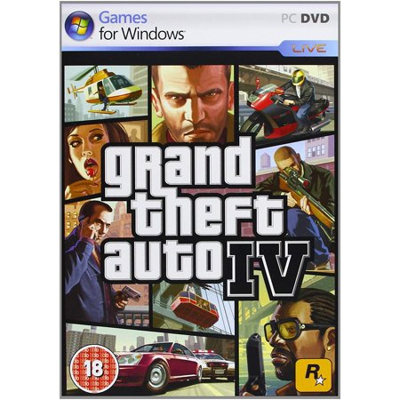 Grand Theft Auto GTA IV (PC Game) Welcome to Liberty City - Halloween Dlc Gta V