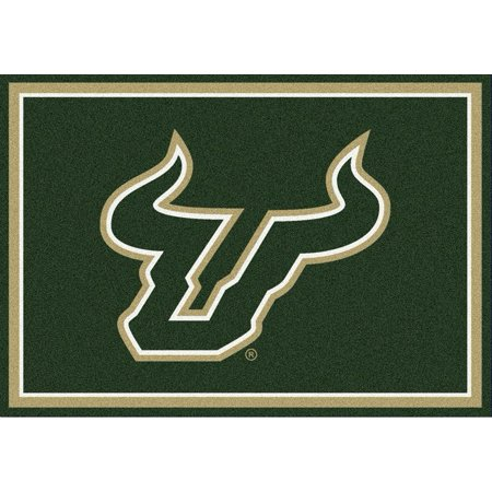 Florida College Rug - South Florida 7'8
