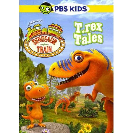 DINOSAUR TRAIN:T REX TALES](Dinosaur Train Halloween Full Episode)