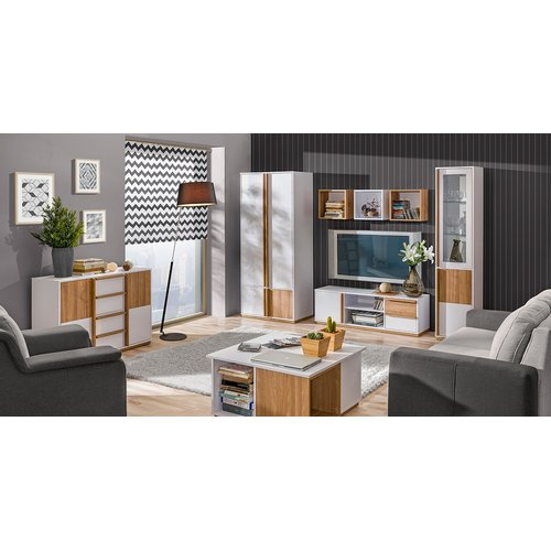 Brayden Studio Clawson TV Stand for TVs up to 50''