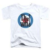 The Who Logo Little Boys Shirt