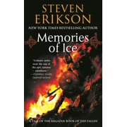 Memories of Ice : Book Three of The Malazan Book of the Fallen
