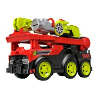 Deals on Rescue Heroes Transforming Fire Truck with Lights & Sounds