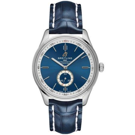 Breitling Premier Automatic 40 Blue Dial Men's Watch A37340351C1P2 Breitling Premier Automatic 40 Blue Dial Men's Watch A37340351C1P2