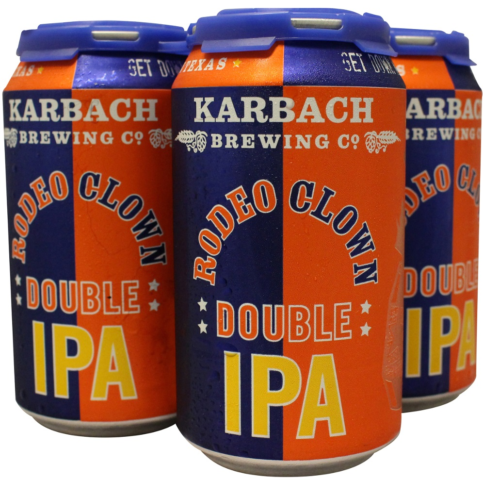 Karbach Rodeo Clown, 4 pack, 12 fl oz cans