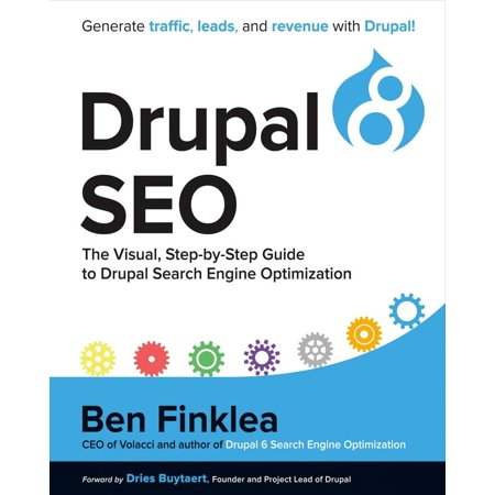 Drupal 8 Seo  The Visual  Step By Step Guide To Drupal Search Engine Optimization  Paperback