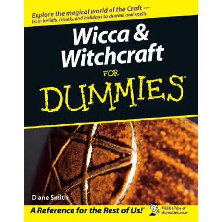Wicca and Witchcraft for Dummies (Witchcraft Catalogs)