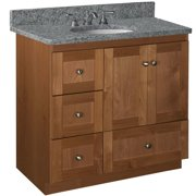 Millwood Pines Lysette 36'' Vanity Base Only