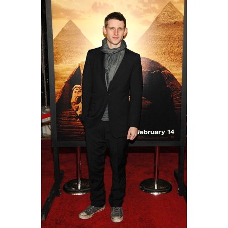 Jamie Bell At Arrivals For Jumper Premiere Ziegfeld Theatre New York Ny February 11 2008 Photo By Slaven VlasicEverett Collection (Jamie Bell Jumper)