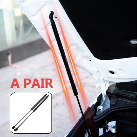2 Pcs Front Hood Gas Charged Lift Supports Struts Shocks Spring Dampers PM3269  For Lexus 2010 to 2015 RX350 RX450h