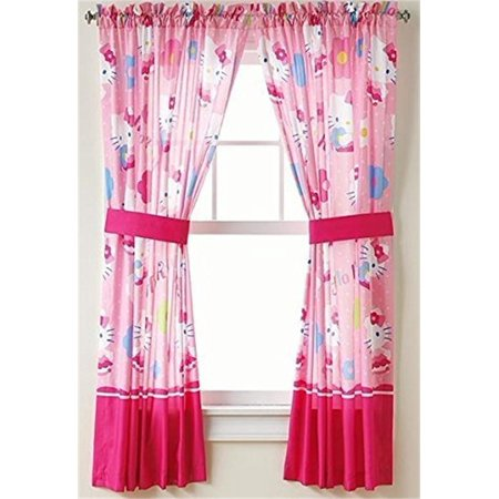 Hello Kitty Drapes (Hello Kitty Centerpieces)