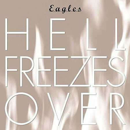 Hell Freezes Over (CD) (Remaster) - Hell Freezes Ice