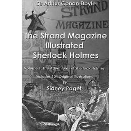 1980 Sports Illustrated Magazine - The Strand Magazine Illustrated Sherlock Holmes - eBook