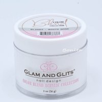 Glam And Glits Acrylic Powder Color Blend Collection BL3002 White Wine 2 oz