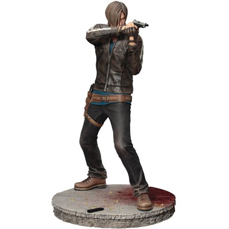 Resident Evil ArtFX Leon S. Kennedy Collectible PVC