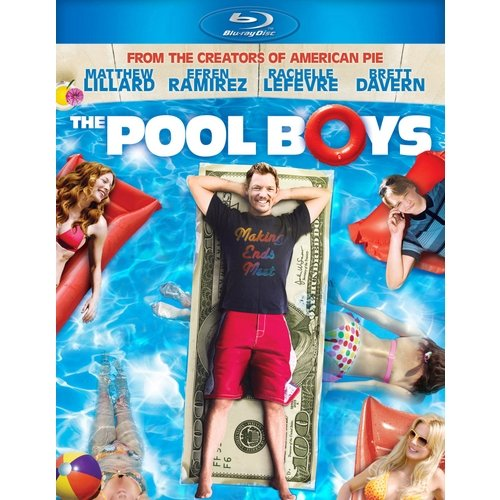 The Pool Boys (Blu-ray) (Widescreen)