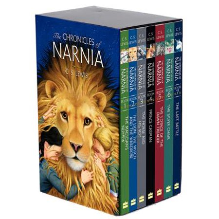 The Chronicles of Narnia Box Set : 7 Books in 1 Box Set (High King Of Narnia)