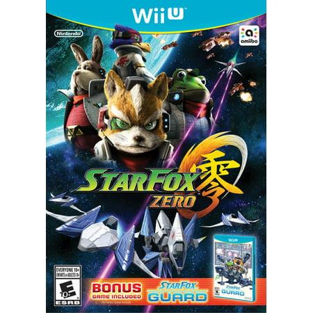Japanese Nintendo Wii - Star Fox Zero for Nintendo Wii U