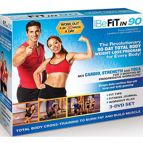 BeFit In 90 Workout System (Widescreen) by LIONS GATE ENTERTAINMENT CORP